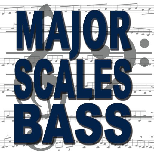 Major Scales Bass