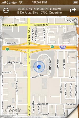 Localizer – Where am I Screenshot