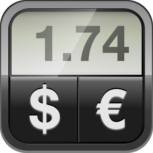 Currency Converter HD, money calculator with exchange rates for 150+ foreign currencies