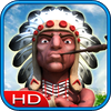 Pioneer Lands HD: old west settlers strategy by Nevosoft icon