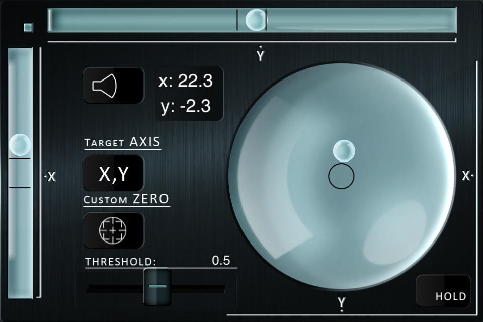 iSpirit Level Screenshot