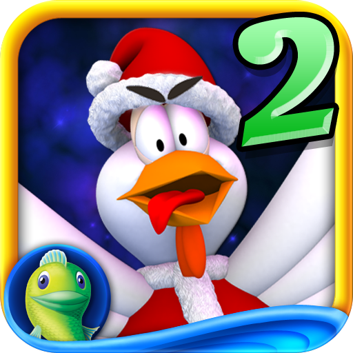Chicken Invaders 2: The Next Wave Christmas Edition