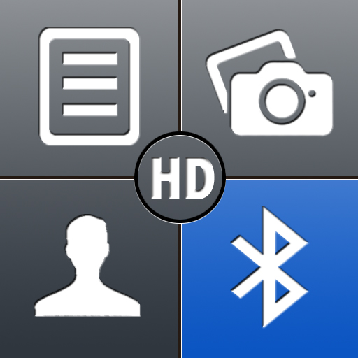 Bluetooth Share HD - Sharing Photos/Contacts/Files