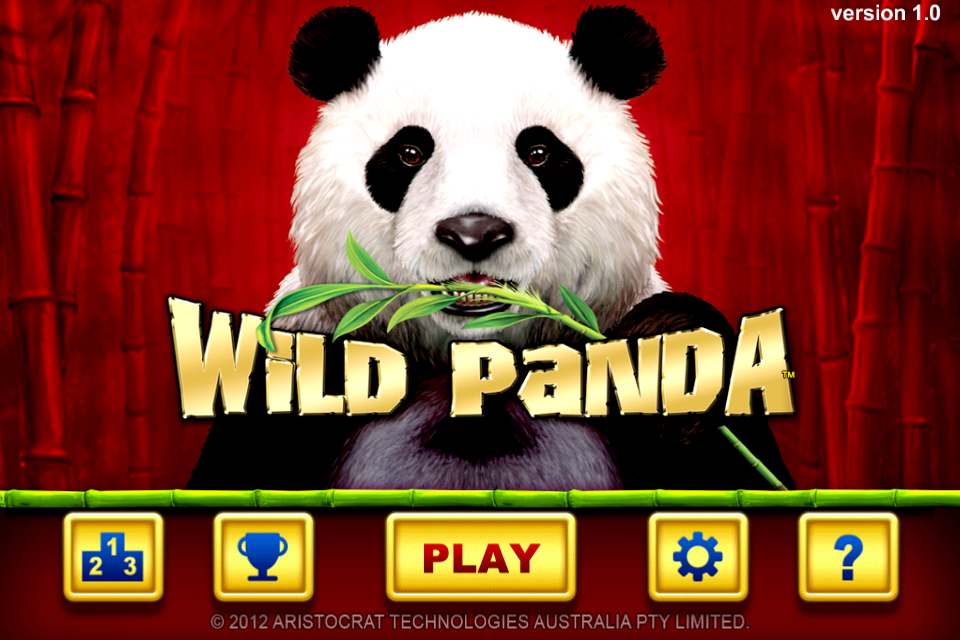Wild Panda Slots Download