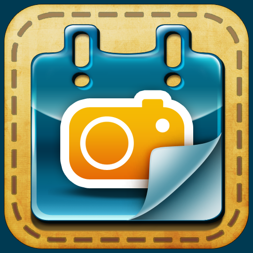 Awesome Photo Calendar ( Image / Movie Auto Organizer ) + Memo, Audio Recording, Facebook, Twitter