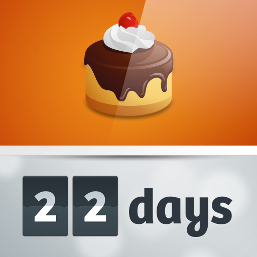 22 Days ~ countdown with style