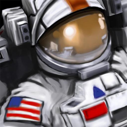 Astronaut Spacewalk