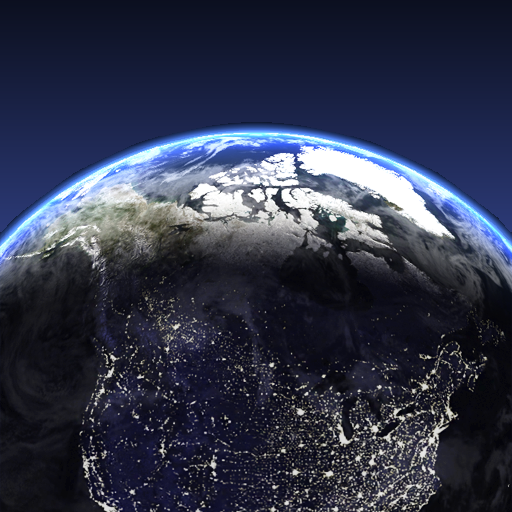 Living Earth HD - World Clock and Weather