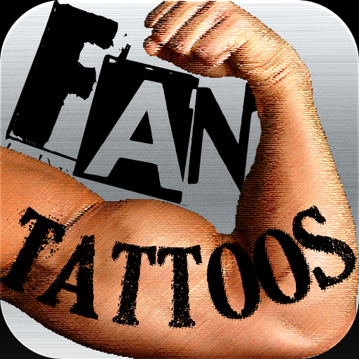 Fan Tattoos
