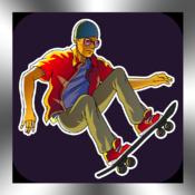 Skateboard 3D - Skater Die Hard Skate Boarding Game
