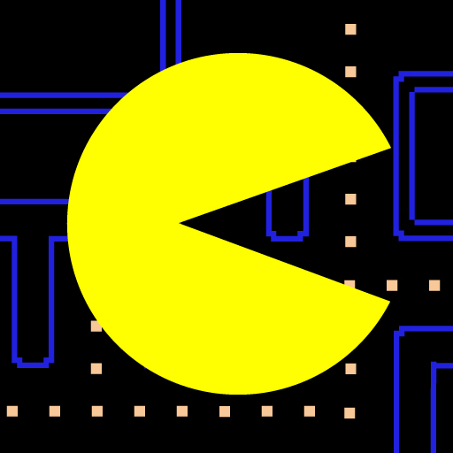 PAC-MAN for iPad