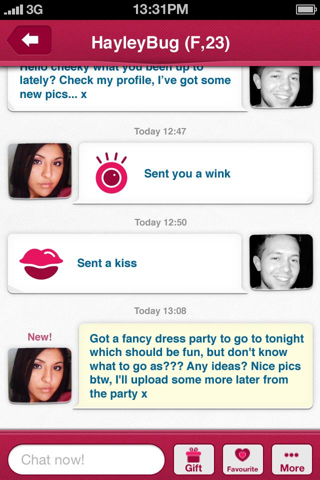Easy flirt kostenlos [PUNIQRANDLINE-(au-dating-names.txt) 58