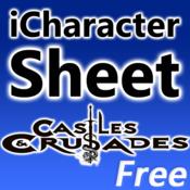 iCharacter Sheet Castles & Crusades - Free