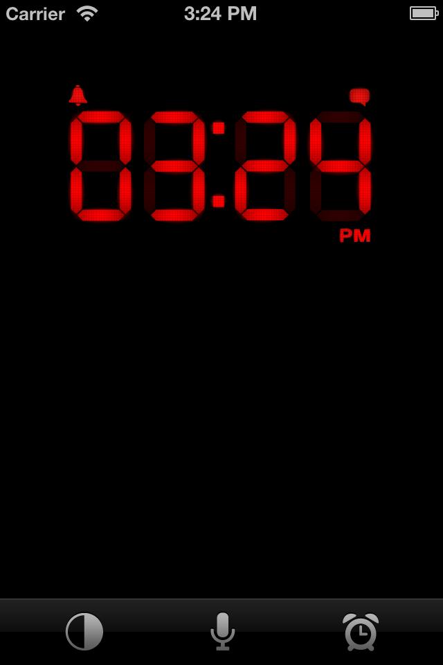 Wake Smarter – The Voice Controlled Alarm Clock Screenshot
