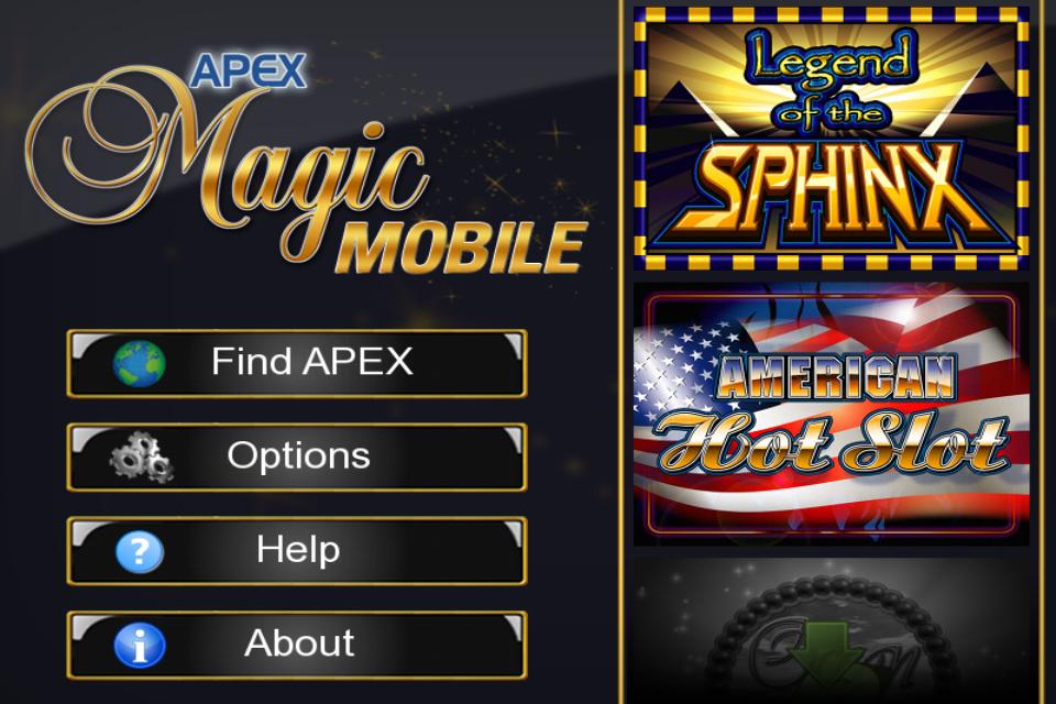 Apex Casino Games Online