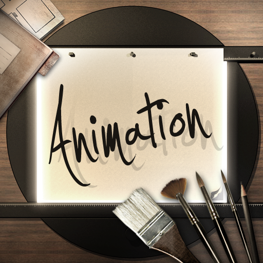 Animation Desk™ for iPad