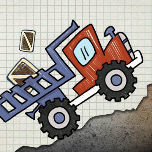 Doodle Truck