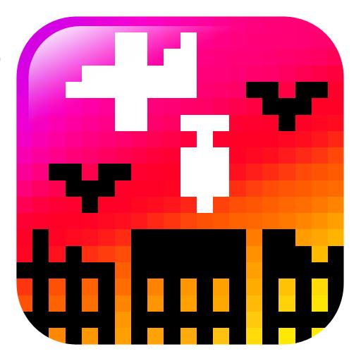 Bomb on Pixel City