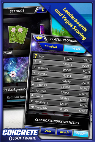 Aces Solitaire Pack 2 Screenshot