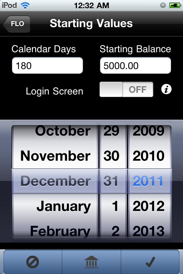 Flo Screenshot