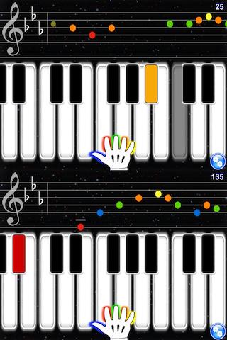 Piano* Screenshot