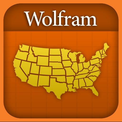 Wolfram US States Reference App
