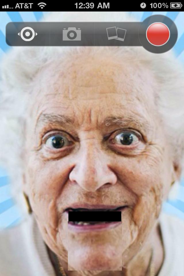 Face Talk Screenshot