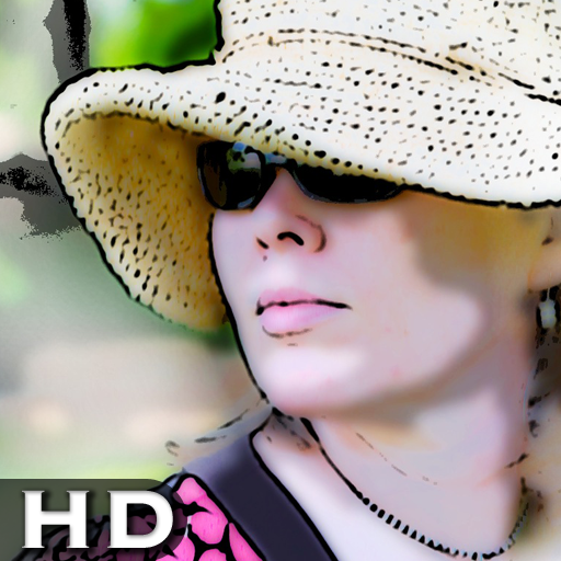 Mobile Monet HD - Photo Sketch/Paint Effects for Facebook, Instagram and more