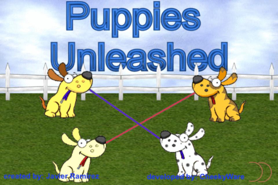 Puppies Unleashed Screenshot