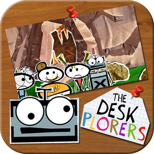 "Deskplorers ""Cavemen"" (Episode Four)"