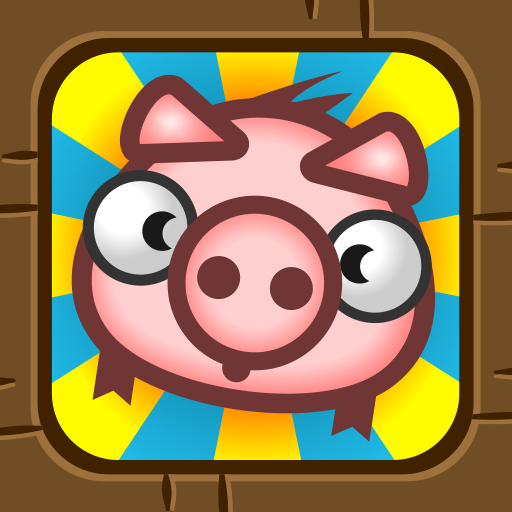 Piggy Bounce By Squeevi