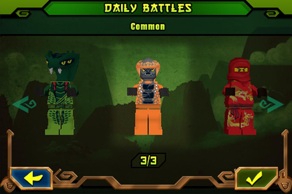 App Shopper: LEGO® Ninjago: Rise of the Snakes (Games)