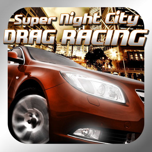 Super Night City Drag Racing