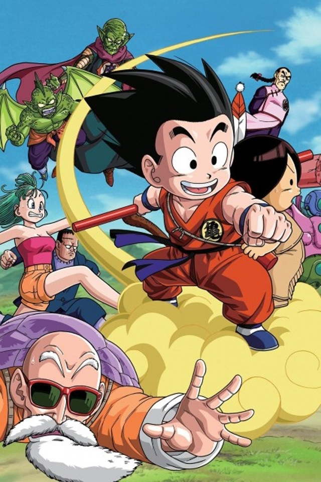 Anime Wallpapers for DBZ | iPhone Entertainment apps | by