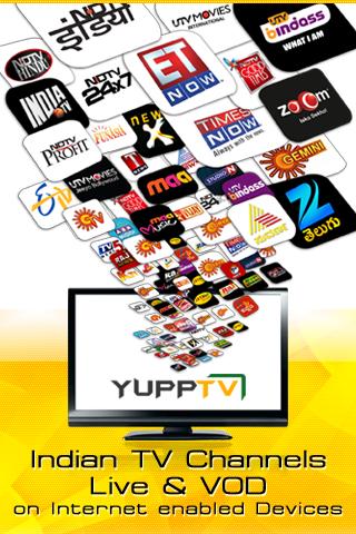 YuppTV by Global Takeoff Inc