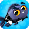 Fish with Attitude by Crowdstar Inc icon