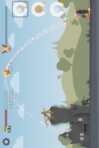 Panic Castle Screenshot