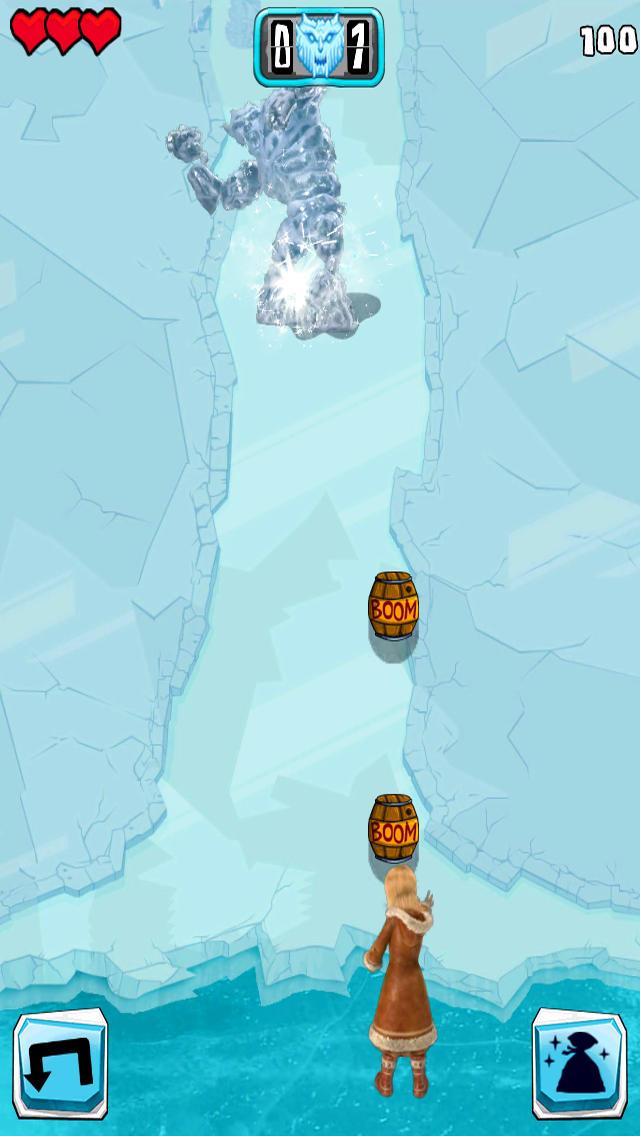 SQ: Snow Trolls Screenshot on iOS
