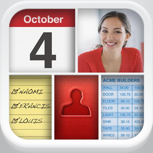 Bento 4 for iPad - Personal Database
