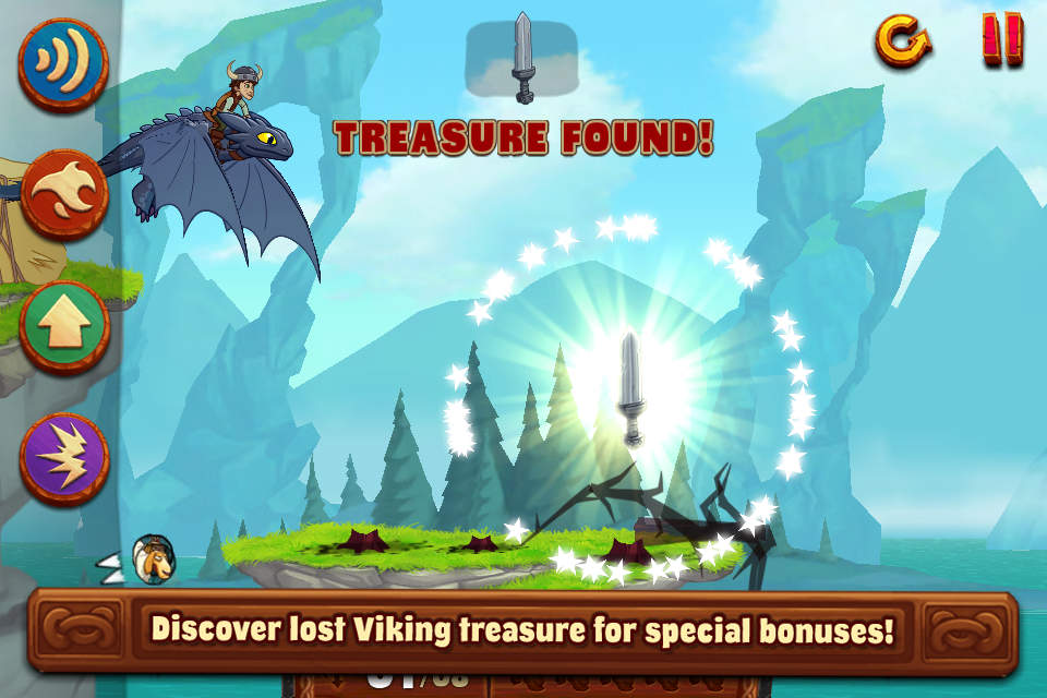 DreamWorks Dragons: TapDragonDrop screenshot-4