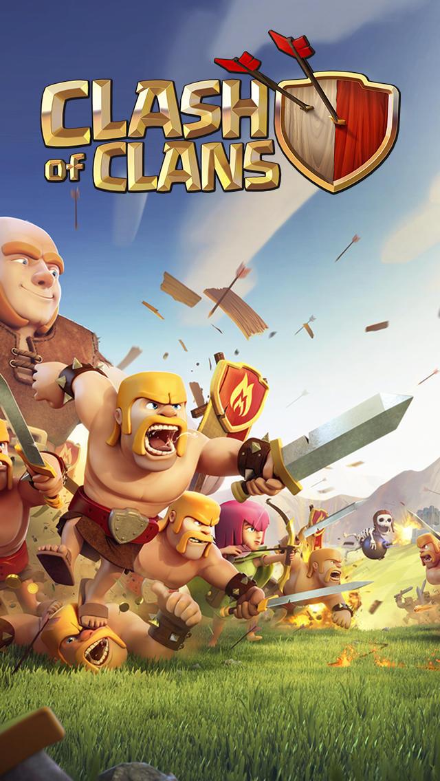 download clash of heroes coc apk