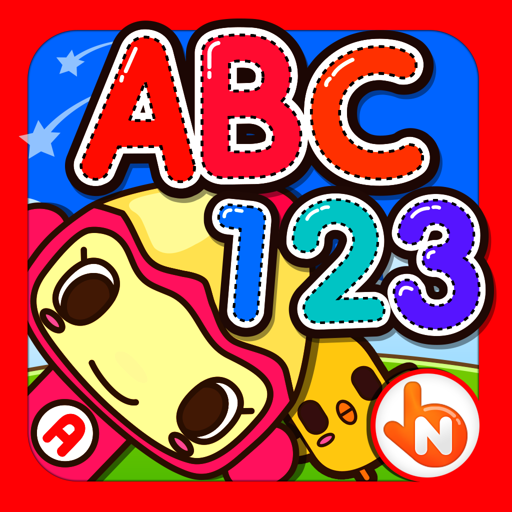 ABC 123 Reading Writing Practice Full
