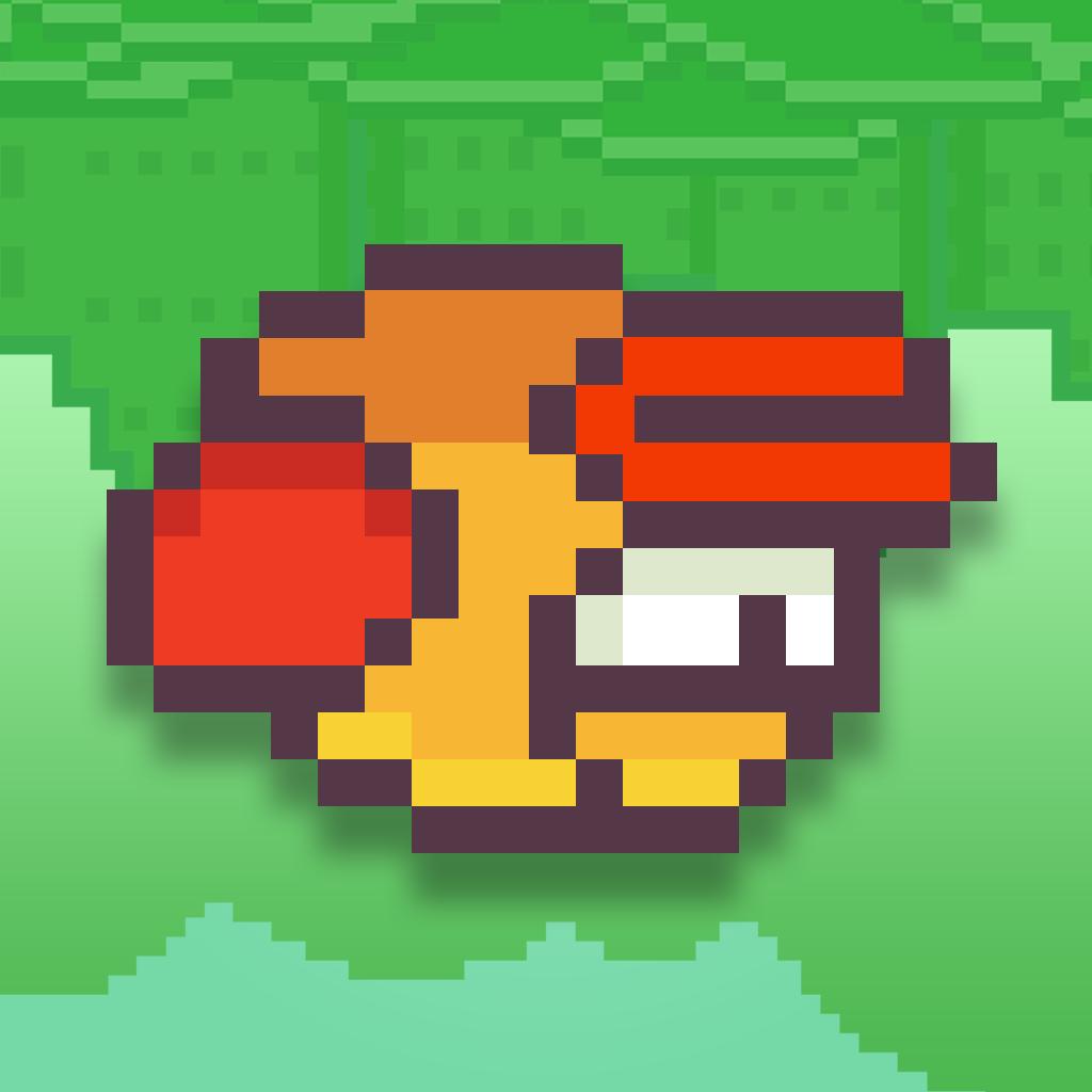 Upside Down Bird Flappy Game Revenue Download Estimates App