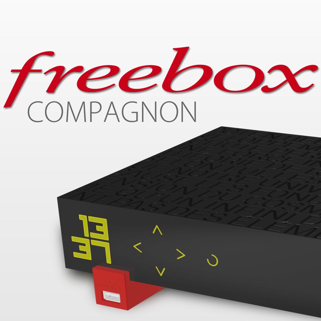 freebox compagnon ma freebox pour iphone ipod touch et ipad dans l app store sur itunes. Black Bedroom Furniture Sets. Home Design Ideas