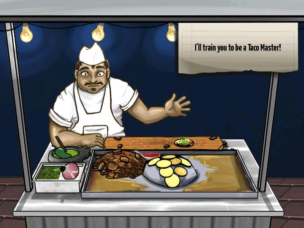 Taco Master HD