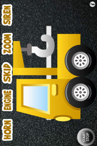 Toy Cars for Kids Screenshot on iOS