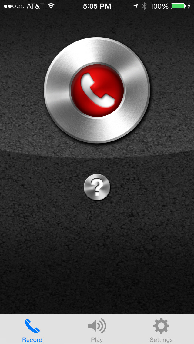 Call Recorder FREE - Record Phone Calls for iPhone Screenshot