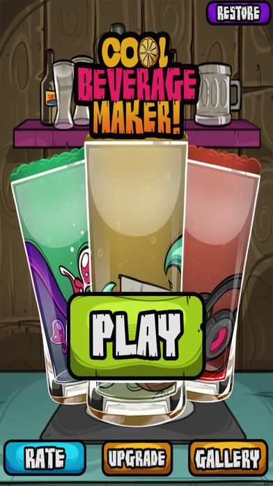 Cool Beverage Maker PRO Screenshot on iOS