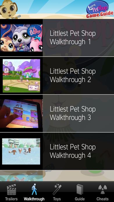 Game Cheats - Littlest Pet Shop Franchise Blythe Edition