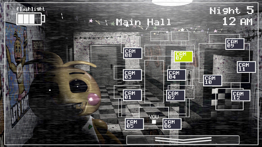 Five Nights at Freddy's 2 cracked ipa